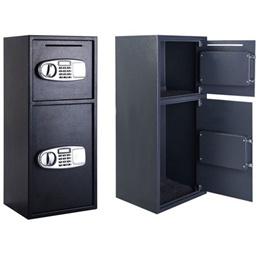 Zimtown Double Door Combination Lock Safe Box Security Digital Steel Home Office