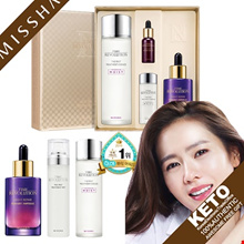 [MISSHA]Time revolution best seller set/Treatment Essence/Night Repair Science Activator Ampoule