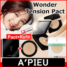 [APIEU] wonder tension Pact+Refill / Moist / Bosong / Perfect Cover / Madecassoside/odd beauty
