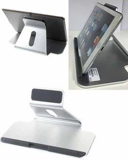 Aluminum Alloy Tablet Stand Holder for iPad Air 2/iPad Mini/Galaxy Tab etc