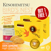 [BUY 1 FREE 1] Kinohimitsu Birds Nest 6s *Added with American Ginseng and White Fungus*
