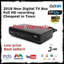 2018 Model dvb-t2 digital tv box Singapore Receiver/wifi Digital Antenna Local Seller Free Warrenty