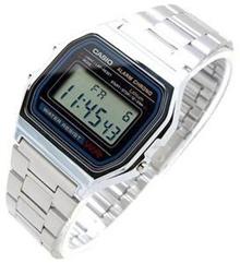 Authentic Casio Retro Vintage Digital Alarm Stopwatch Watch A158 A158W A158WA-1