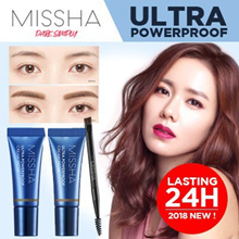 ★NEW LAUNCH★BIG SALE★MISSHA 2018 BRAND-NEW ULTRA POWERPROOF LINE★BROW&MASCARA&LINER COLLECTION