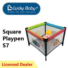 Lucky Baby Square Playpen S7