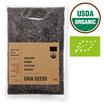 1kg Highland Grown USDA Certified Organic Chia Seeds (Chia Seed 1kg bag)