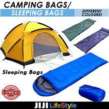 ★Sleeping Bag ★ Camping Tent/Outdoor Activities/Sports/Adult Size/Easy Set Up/Easy Fold Sleeping Mat
