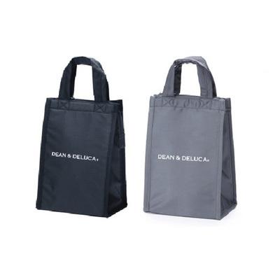 Dean Deluca Cooler Bag S M L Black Gray Recommended Baby Food