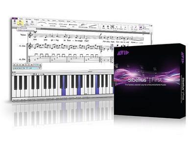 Avid 99006558900 Sibelius
