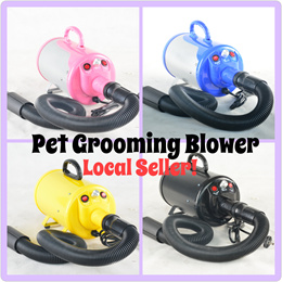 [Local Seller] Professional Pet Grooming Blower Dryer Quality Assured