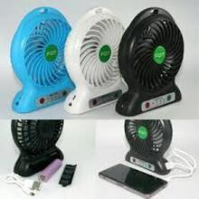 Kipas portable+Powerbank FDT