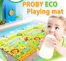 [SUPER LAUNCHING SALE]PROBY ECO PLAYMAT - Eco-Friendly PE MAT Size 150x200 150x230cm