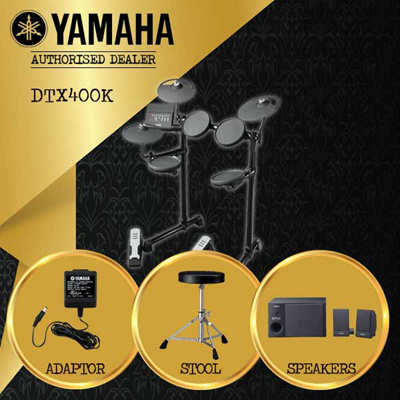 Qoo10 sold out local authorised seller yamaha for Yamaha dtx400k accessories