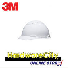 3M™ H700 Series Safety Helmet Ratchet White H-700N-VI	 [H-700N-VI]