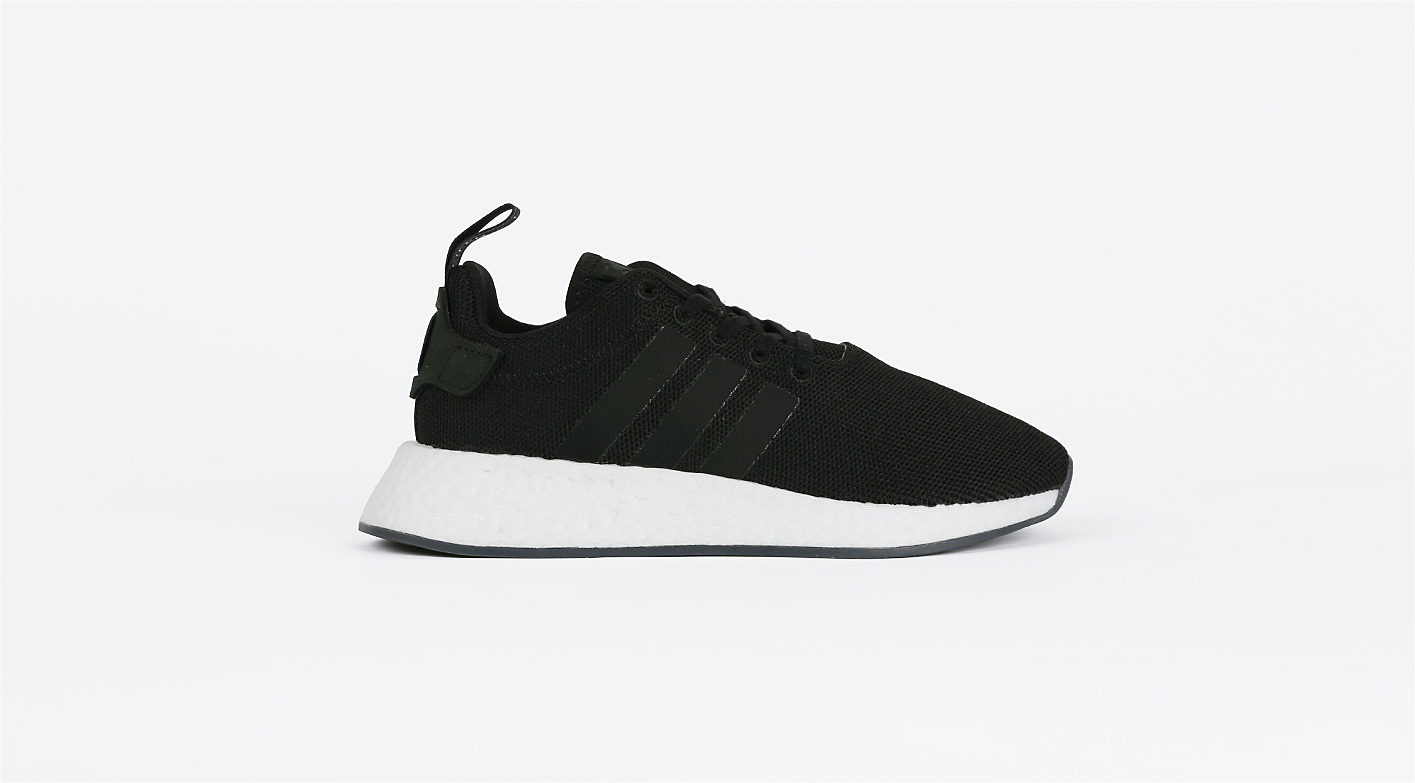 competitive price 97b16 5cb77 [ADIDAS] NMD_R2 CQ2402 CBLACK/CBLACK/CBLACK Sneakers