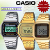 CASIO FOR MEN AND WOMEN TYPE A168 AND LA SERIES 100% AUTHENTIC / Jam tangan / Jam tangan unisex / branded watch