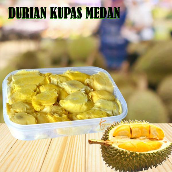 Durian Kupas Medan per Box / Alpukat Mentega Premium 1kg / Mangga Alpukat 1kg / KOJAMA Deals for only Rp55.000 instead of Rp87.302