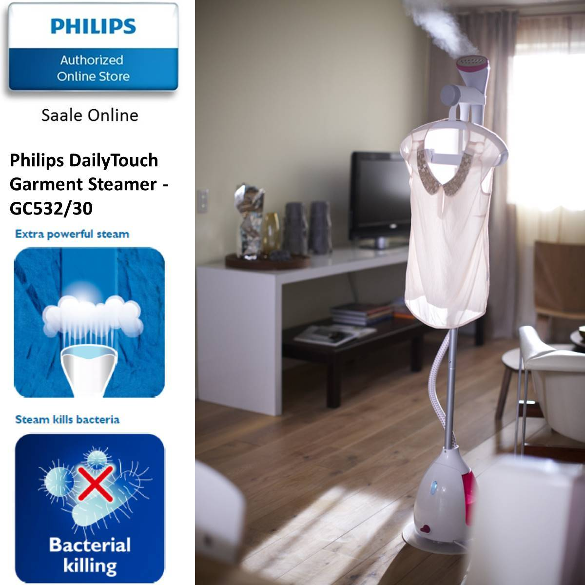 Qoo10 Philips Gc532 30 Small Appliances Garment Steamer Gc504 Show All Item Images