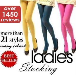 New Fashion Ladies Stockings/Korean Style Stockings/Colorful Stockings