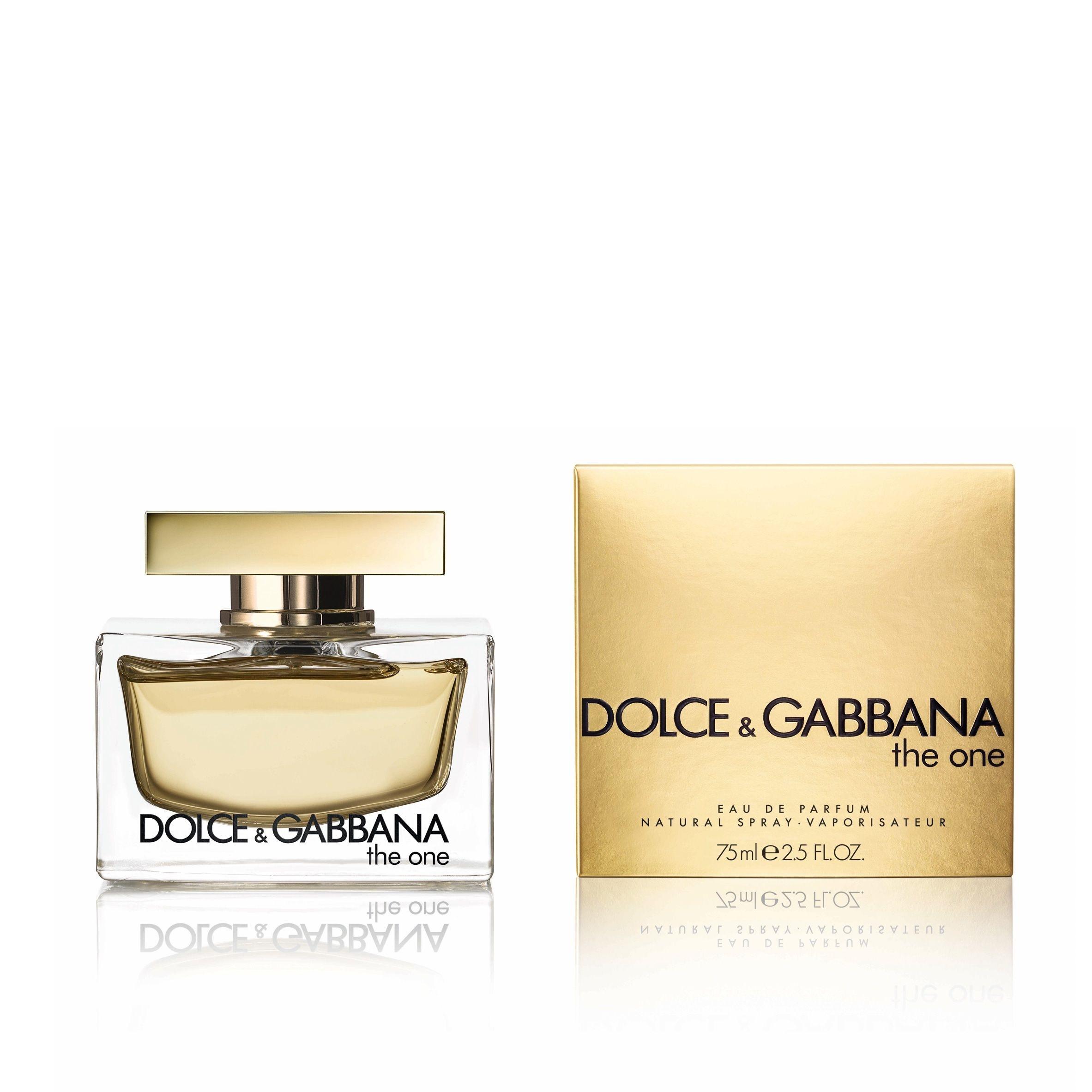 Qoo10 Dg The One Edp 75ml Perfume Luxury Beauty