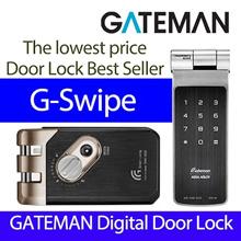 [Crazy Sale] GATEMAN / G-SWIPE /  DOORLOCK FINGER PRINT DOOR LOCK / WF-20 / WV-40 / WK-23