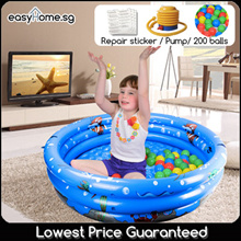 Indoor Pool / with or without 200 balls / Free Pump and other gifts
