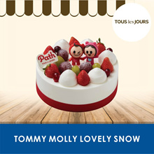 [DESSERT] Tommy Molly Lovely Snow (no. 2) /Tous Les Jours /TLJ
