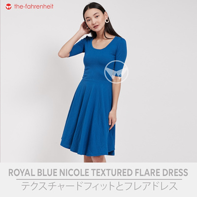 Nicole - Royal Blue