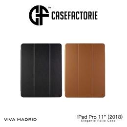 Viva Madrid Elegante Folio Case for iPad Pro 11 (2018) with Apple Pencil Holder