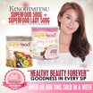 ♥Special Combo♥ Kinohimitsu Superfood 500g + Kinohimitsu Superfood Lady 500g