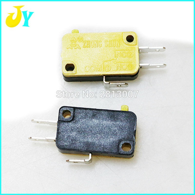 5pcs Microswitch for Push Button micro switch Arcade Game Parts cabinet  accessories