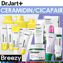 BLACK FRIDAY $12.9!! [Dr.Jart+]  Ceramidin / Cicapair Re-Cover Line / Cream / Serum / Toner