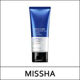 [MISSHA] Mens Cure Outdoor Sun Suited For Men 60ml