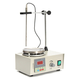 220/110V 1000ml Magnetic Stirrer With Hotplate Digital Mixer Heating Plate Control