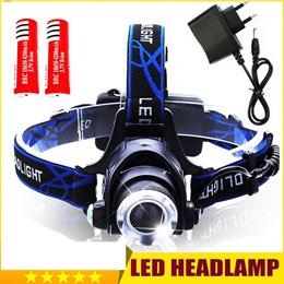 Cree T6 LED Headlamp Head Lamp Light Bulb Lights Headlight Headlights Torch Torchlight  Bicycle