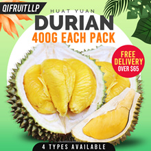 D13 / Pahang MSW / Black Gold / TSW (400G) Best Durian in Town