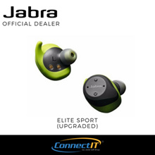 Jabra Elite Sport Gen 2 (4.5 Hrs Version) with Local Warranty