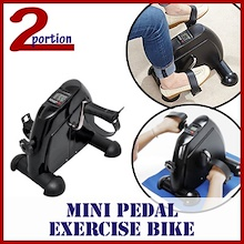 PEDAL CYCLING MACHINE / EXERCISE EQUIPMENT / TREADMILL / BICYCLE / ARM LEGS TRAINING