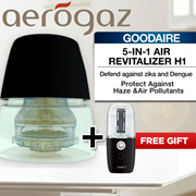 *SUPER SALES* GoodAire 5-in-1 Air Revitalizer H1 / FREE GoodAire Atomizer P1