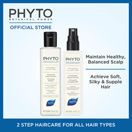 ✨NEW YEAR SPECIAL✨ - PHYTOPROGENIUM RANGE-The Ultra-Gentle Haircare Routine For a Balanced Scalp