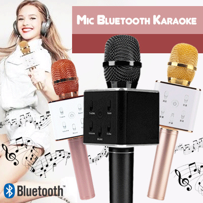 Mic Speaker wireless Q7 Deals for only Rp175.000 instead of Rp175.000