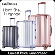 Classic Luggage / Hard shell Aluminium Alloy Frame Travel Bag Spinner ABS PC Case Trolley