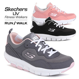 ★ONLY SEPTEMBER★20% OFF★ OVERSEAS SHIPPING / K-FASHION / [SKECHERS] Women s ribbed walking SL0WC18Y2