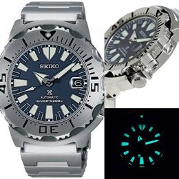 精工Seiko SZSC003 Prospex Monster 200m潛水員限量版男士手錶 *日本製造* 全球保修!!