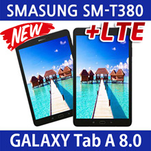 ★HOT DEAL!!+FREE GIFT!!★ NEW Samsung Galaxy Tab A 8.0 Tablet SM-T385 T380 32GB  BLACK WiFi LTE