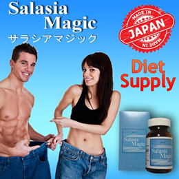 ☆Salasia Magic Salacia containing diet supplement with nutrition ☆MADE IN JAPAN
