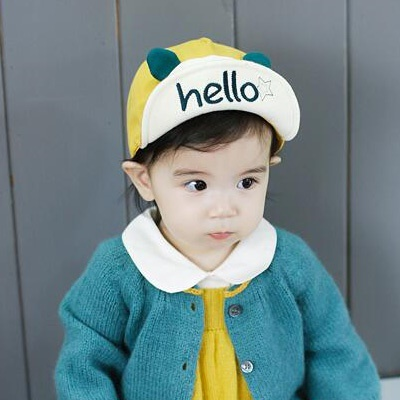 Qoo10 - Baby Hat 6-12 month baby hat in spring and autumn 1-2 years ... ef3ecc3a893
