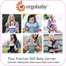★CHEAPEST ON Qoo10 | Ergobaby Sales ★ Four Position 360 Baby Carrier | Hip Seat Carrier | Adapt