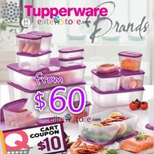 Tupperware FreezerMate Kitchen Fridge Storage Freezer Defrost Food container Keep Fresh