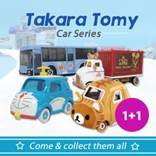1+1 Takara Tomy Tsum Tsum | Hello Kitty Limited Edition | Batmobile | Tomica Diecast Car